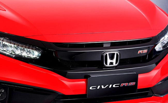 New Honda Civic 1.5 Turbo RS Launched in Philippines 1
