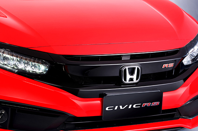 New Honda Civic 1.5 Turbo RS Launched in Philippines 11