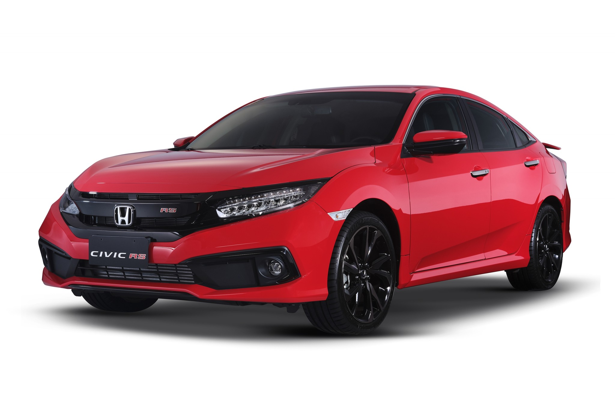New Honda Civic 1.5 Turbo RS Launched in Philippines 5
