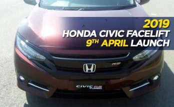 Honda Civic Facelift to Launch on 9th April 5