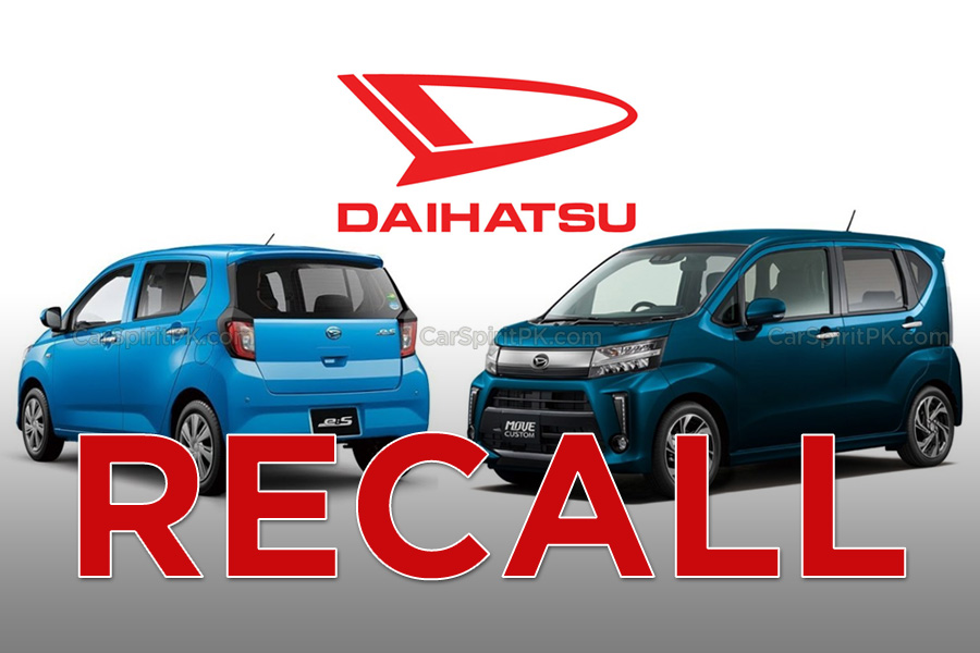 Daihatsu to Recall 1.9 Million Cars in Japan 4