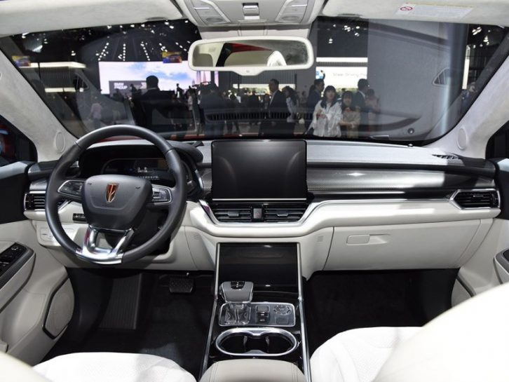 FAW Exhibits 20 Models at Auto Shanghai 2019 34