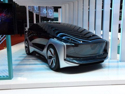 FAW Exhibits 20 Models at Auto Shanghai 2019 42