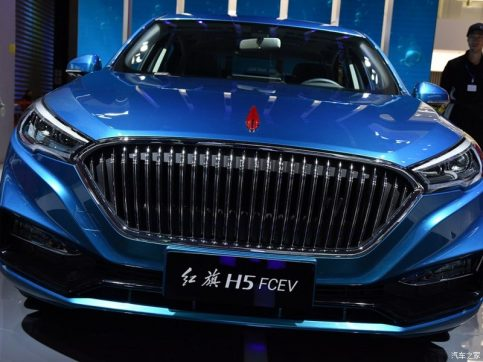 FAW Exhibits 20 Models at Auto Shanghai 2019 35