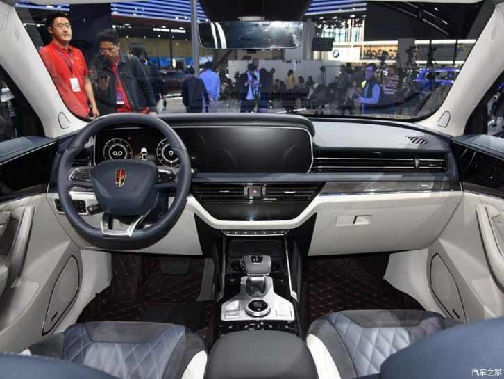 FAW Exhibits 20 Models at Auto Shanghai 2019 9