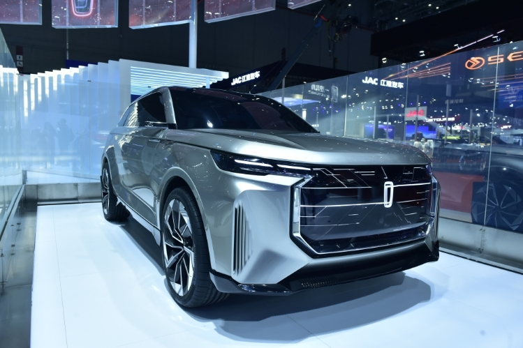 FAW Exhibits 20 Models at Auto Shanghai 2019 8