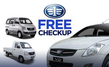 FAW Free Checkup Service 8