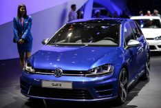 45 Years of Volkswagen Golf 11