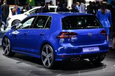 45 Years of Volkswagen Golf 12