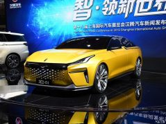 Hanteng Red 01 Concept at 2019 Auto Shanghai 7