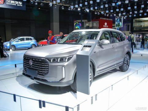 Hanteng X8 SUV at 2019 Auto Shanghai 11