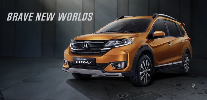 2019 Honda BR-V Facelift Launched in Indonesia 16