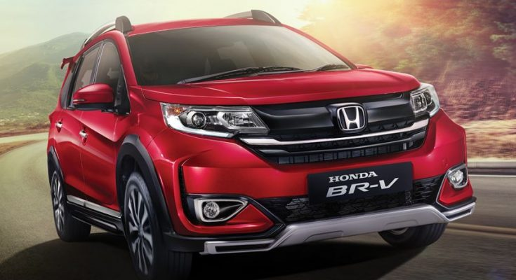 2019 Honda BR-V Facelift Launched in Indonesia 1