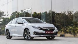 Honda Atlas Teasing the 2019 Civic Facelift 7