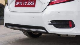 Honda Atlas Teasing the 2019 Civic Facelift 8