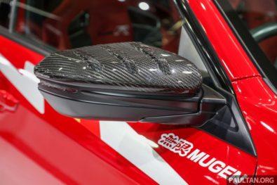 Honda Civic Type R Mugen Concept at 2019 Malaysia Auto Show 7
