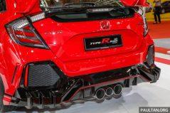 Honda Civic Type R Mugen Concept at 2019 Malaysia Auto Show 9