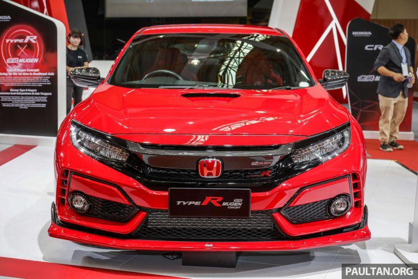 Honda Civic Type R Mugen Concept at 2019 Malaysia Auto Show 4