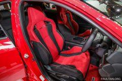 Honda Civic Type R Mugen Concept at 2019 Malaysia Auto Show 14