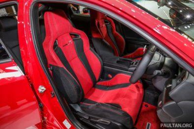 Honda Civic Type R Mugen Concept at 2019 Malaysia Auto Show 10
