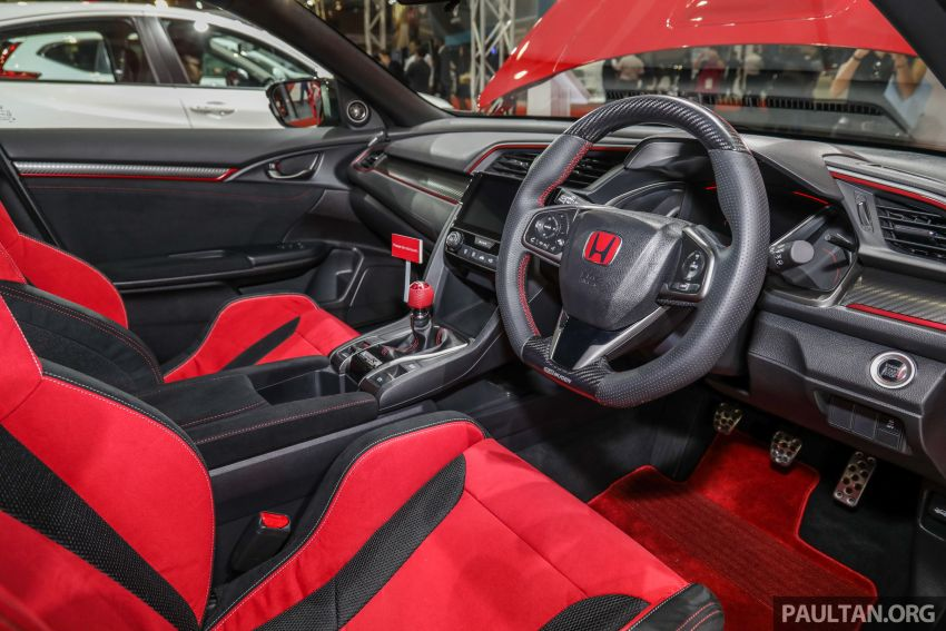 Honda Civic Type R Mugen Concept at 2019 Malaysia Auto Show 3