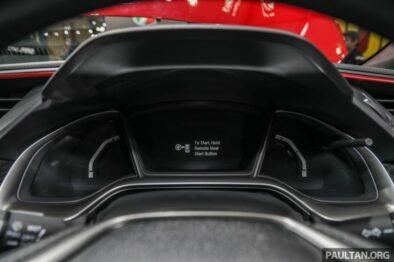 Honda Civic Type R Mugen Concept at 2019 Malaysia Auto Show 11