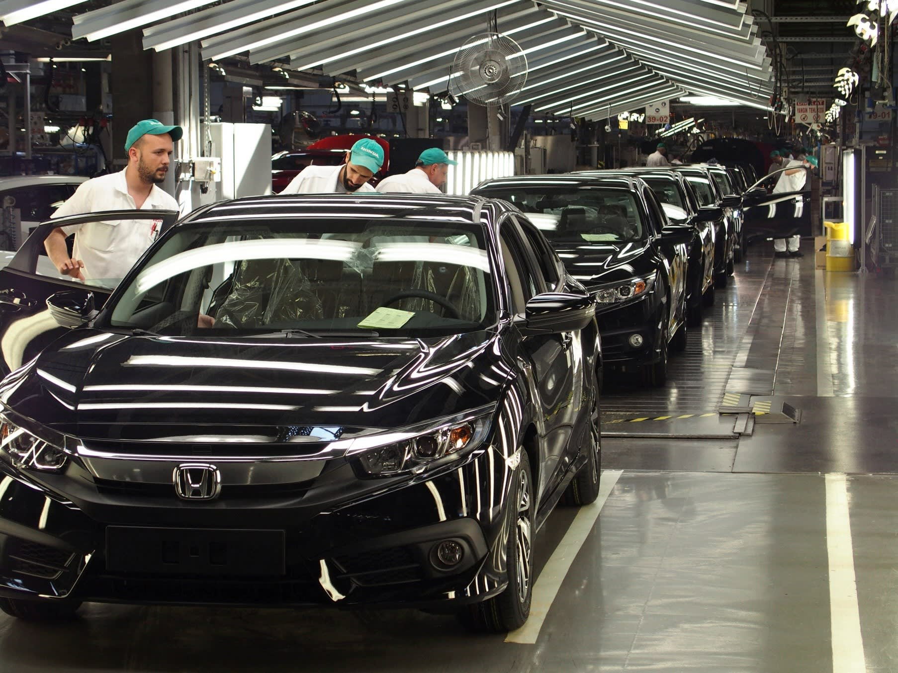 Honda to End Turkey Production After 2021 1
