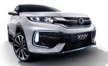 Honda Exhibits the X-NV Concept at 2019 Auto Shanghai 5