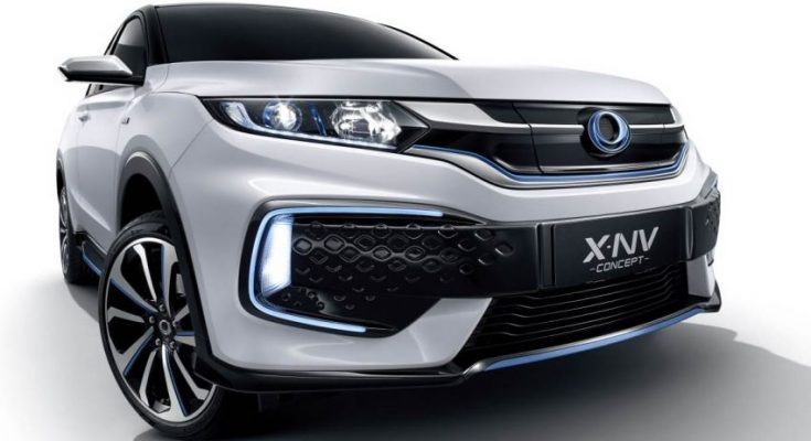 Honda Exhibits the X-NV Concept at 2019 Auto Shanghai 1