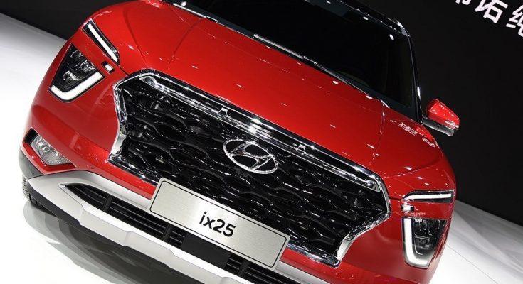 Hyundai ix25 Debuts at 2019 Auto Shanghai 1
