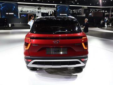 Hyundai ix25 Debuts at 2019 Auto Shanghai 8