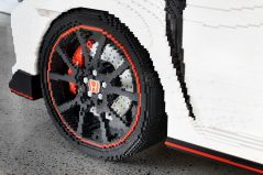 Life-size LEGO Honda Civic Type R Makes Its Debut 9