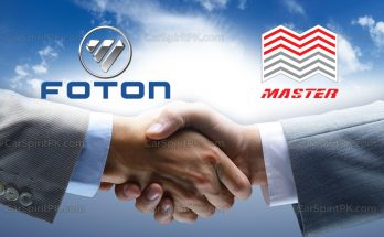 JV Signed Between Master Motor & Foton to Manufacture Vehicles in Pakistan 5