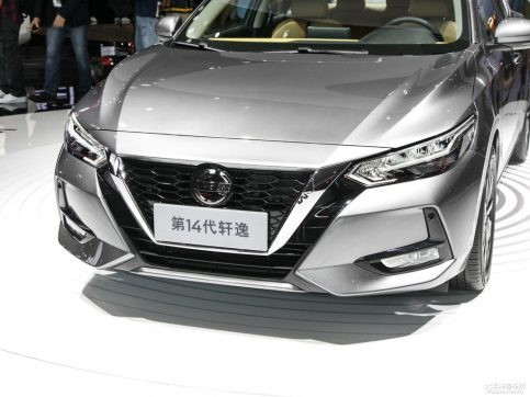 All New Nissan Sylphy Debuts at 2019 Auto Shanghai 20