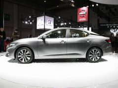 All New Nissan Sylphy Debuts at 2019 Auto Shanghai 18