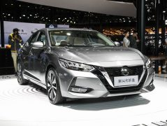 All New Nissan Sylphy Debuts at 2019 Auto Shanghai 23