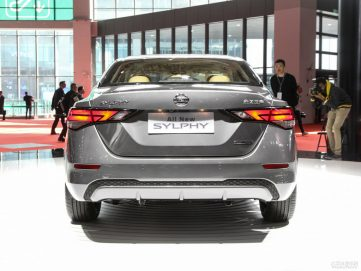 All New Nissan Sylphy Debuts at 2019 Auto Shanghai 27