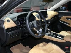 All New Nissan Sylphy Debuts at 2019 Auto Shanghai 16