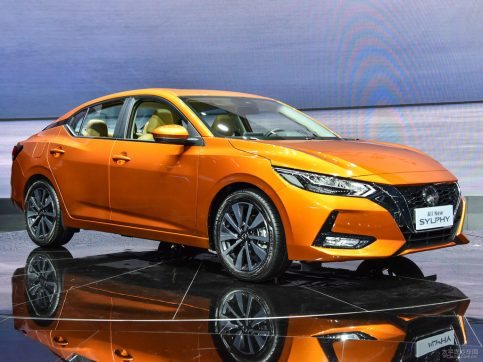 All New Nissan Sylphy Debuts at 2019 Auto Shanghai 5
