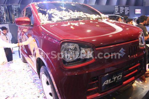 Pak Suzuki Unveils Alto 660cc at PAPS 2019 2