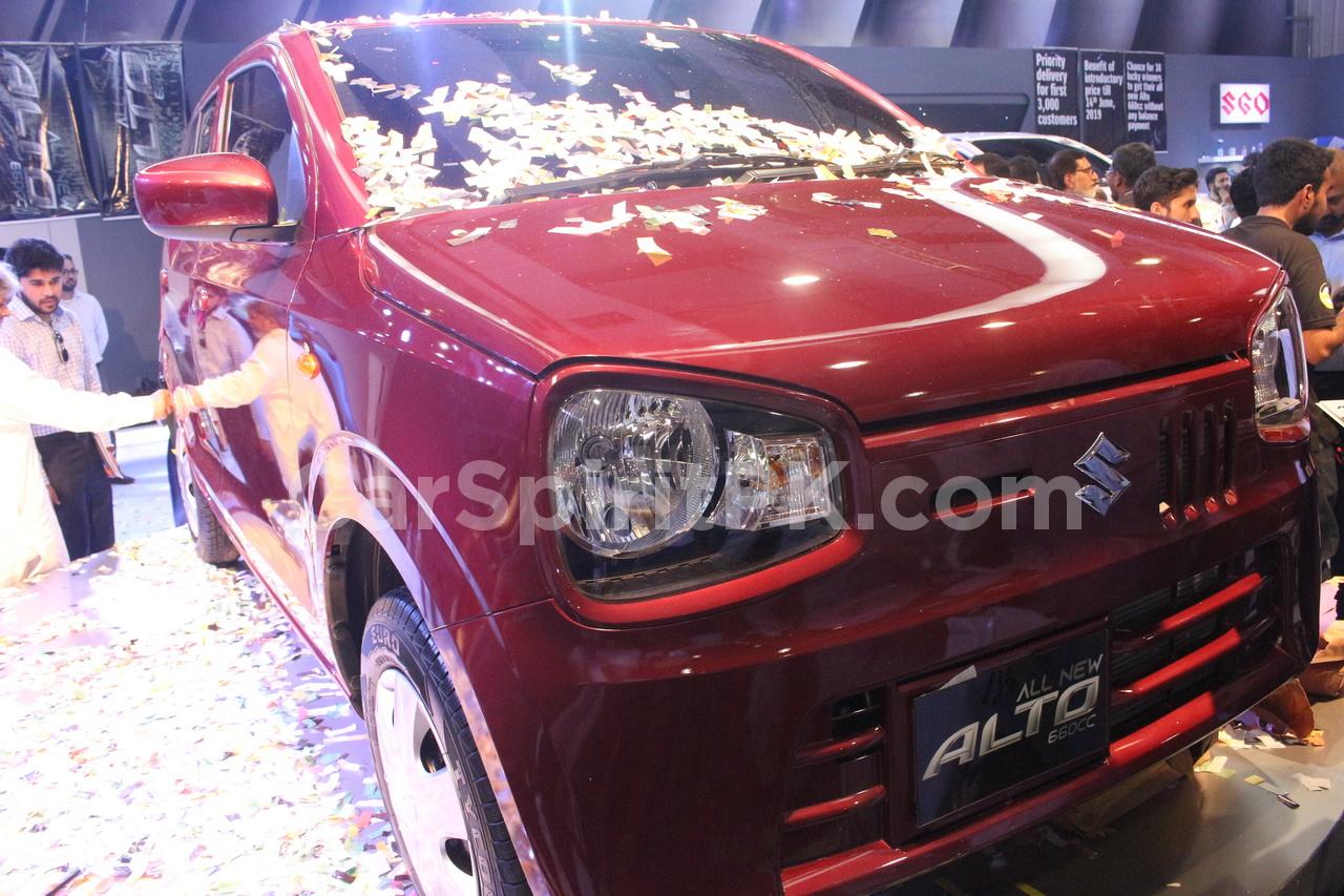 Pak Suzuki Bait New Alto with Special Incentives 8