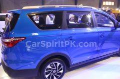 Changan Displays the CX70 SUV and A800 MPV at PAPS 2019 15