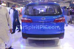 Changan Displays the CX70 SUV and A800 MPV at PAPS 2019 20