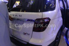 Changan Displays the CX70 SUV and A800 MPV at PAPS 2019 7