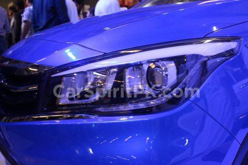 Changan Displays the CX70 SUV and A800 MPV at PAPS 2019 14