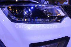 Changan Displays the CX70 SUV and A800 MPV at PAPS 2019 6