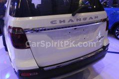 Changan Displays the CX70 SUV and A800 MPV at PAPS 2019 8