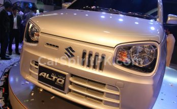 Pak Suzuki Unveils Alto 660cc at PAPS 2019 3