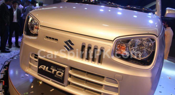 Pak Suzuki Unveils Alto 660cc at PAPS 2019 1