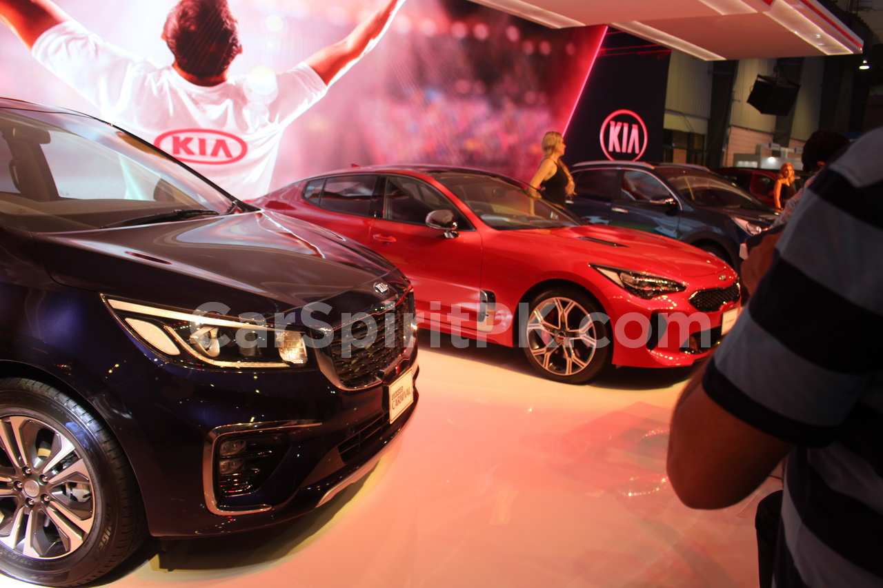 Kia Steals the Show at PAPS 2019 2